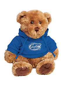 Florida Gators 10 in Traditional Teddy Bear with Hoodie