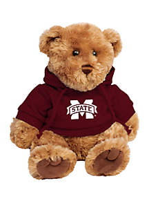 Mississippi State Bulldogs 10 in Traditional Teddy Bear with Hoodie