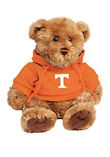 Tennessee Volunteers 10 in Traditional Teddy Bear with Hoodie