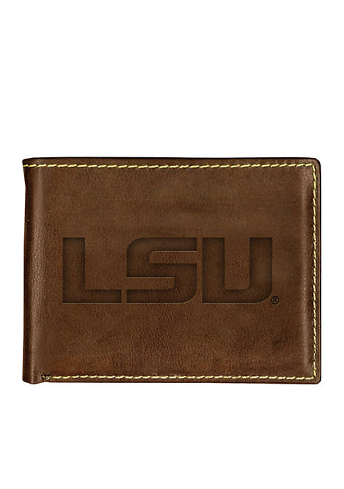 Carolina Sewn Bag and Leather Co LSU Tigers