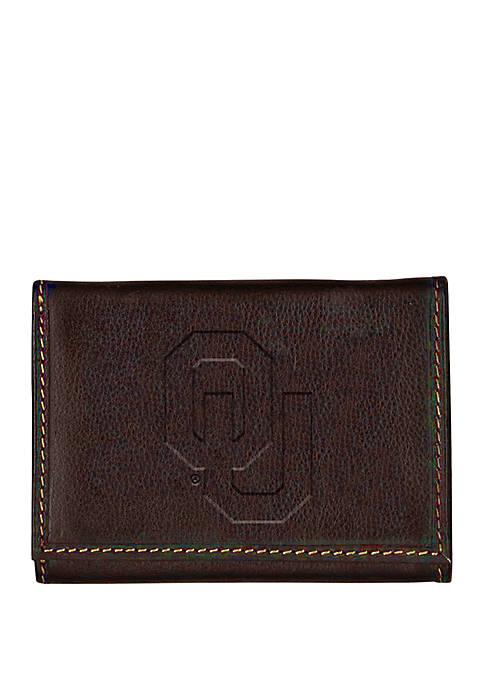 Carolina Sewn Bag and Leather Co Oklahoma Sooners
