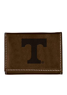 Tennessee Volunteers Contrast Stitch Trifold Wallet