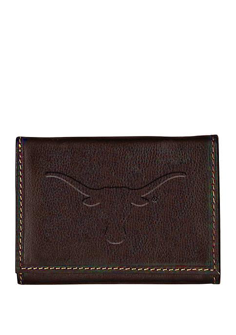 Carolina Sewn Bag and Leather Co Texas Longhorns