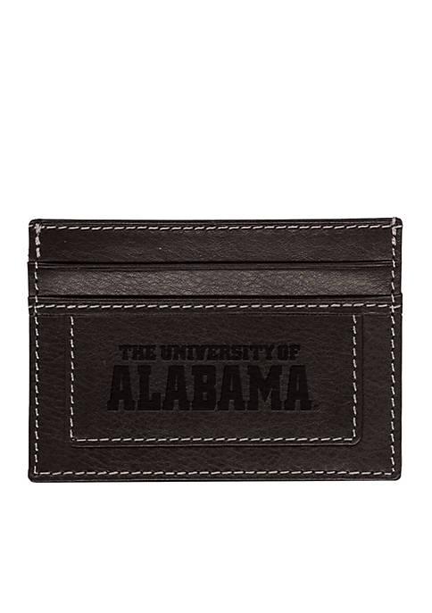 Carolina Sewn Bag and Leather Co Alabama Crimson
