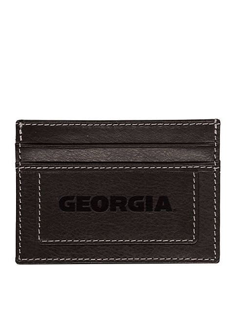 Carolina Sewn Bag and Leather Co Georgia Bulldogs