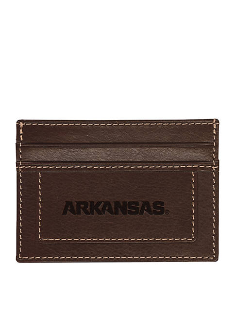 Carolina Sewn Bag and Leather Co Arkansas Razorbacks