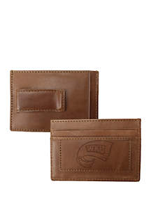 Western Kentucky Hilltoppers Westbridge Money Clip Card Holder