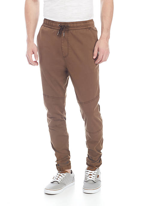 TRUE CRAFT Twill Paxton Flex Jogger