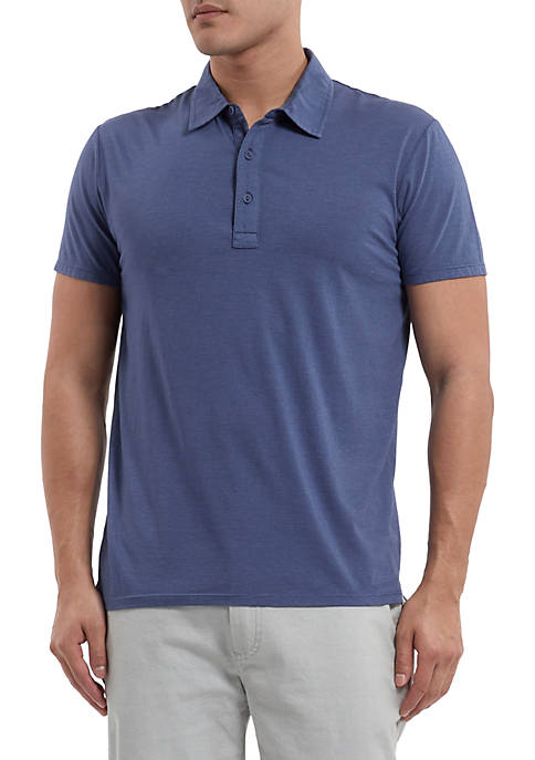 Grayers Drake Micro Stripe Polo Shirt