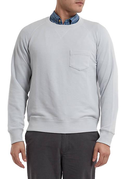 Grayers Hudson Garment Dyed Pullover