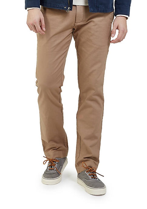 Newport Canvas Stretch Pant