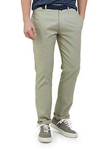 Newport Canvas Stretch Pants