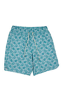 63ee668d12 FOX RACING Race Team Stretch Swim Shorts · Grayers Blue 8 in Surf Swim  Trunks