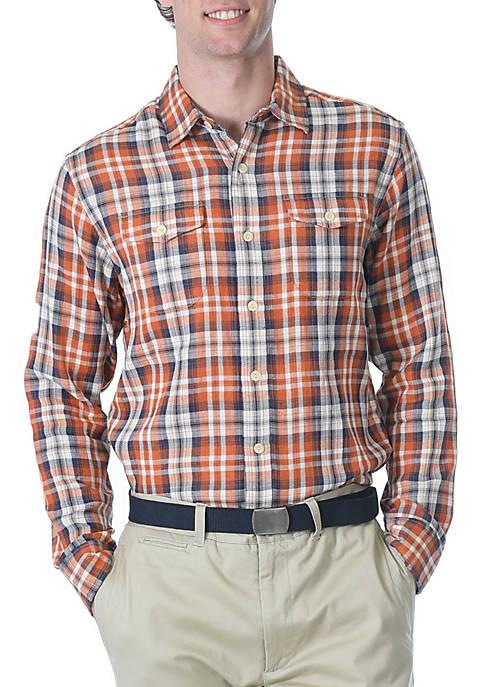 Grayers Sandhurst Double Cloth Shirt