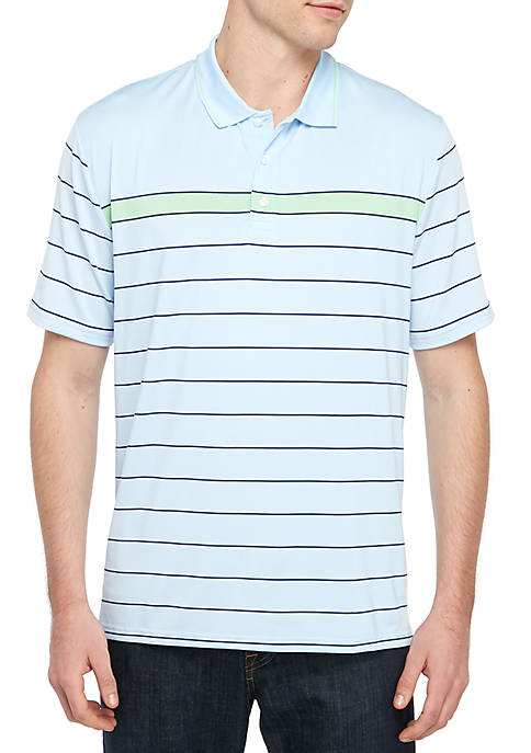 Crown & Ivy™ Motion Flex Performance Short Sleeve