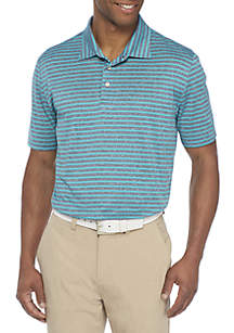 Golf Feeder Stripe Polo