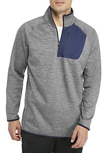 Performance Quarter Zip Jacket