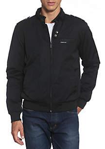 Twill Iconic Microfiber Quilt jacket