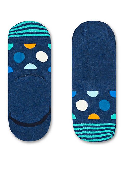 Happy Socks® Big Dot Liner Socks