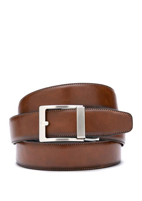 Mens 35 mm Exact Fit Dress Casual Belt