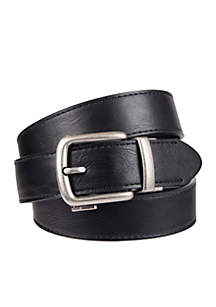 Exact Fit Casual Side Stitch Belt