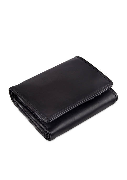 Exact Fit RFID Trifold Wallet