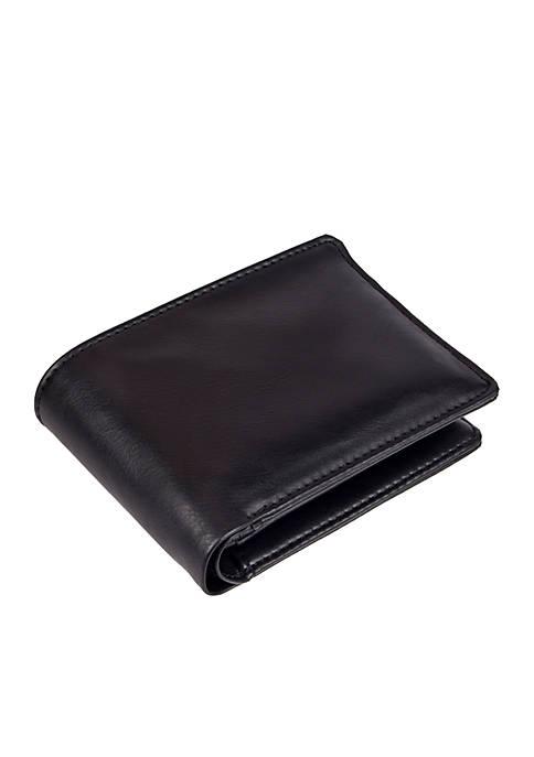 RFID X-Cap Slimfold Wallet