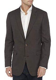 Solid Brown Blazer