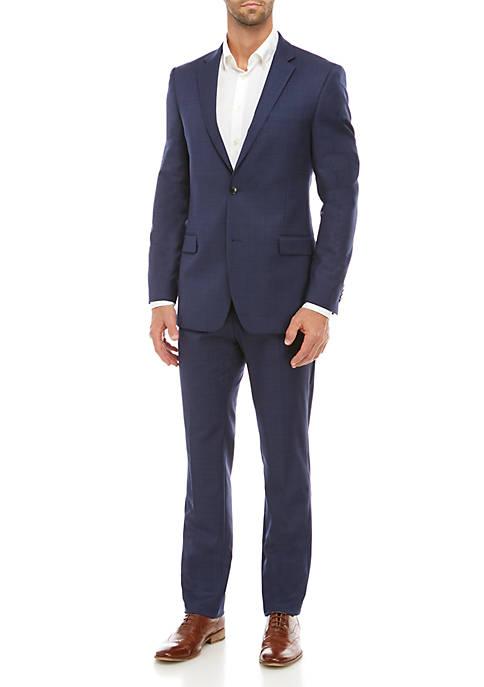 Slim Fit Stretch Suit