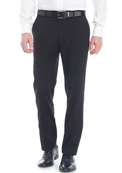 The Flex Solid Suit Separate Pants
