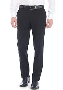 The Flex Solid Suit Separate Pants