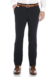 Navy Stretch Dress Pants
