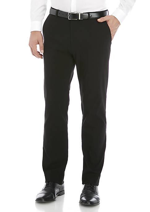 Black Stretch Dress Pants