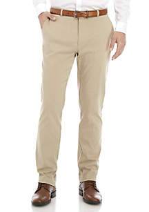 Tan Stretch Dress Pants