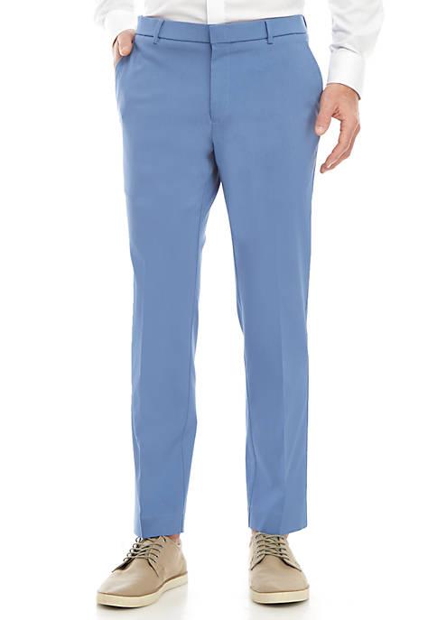 Blue Fashion Pants