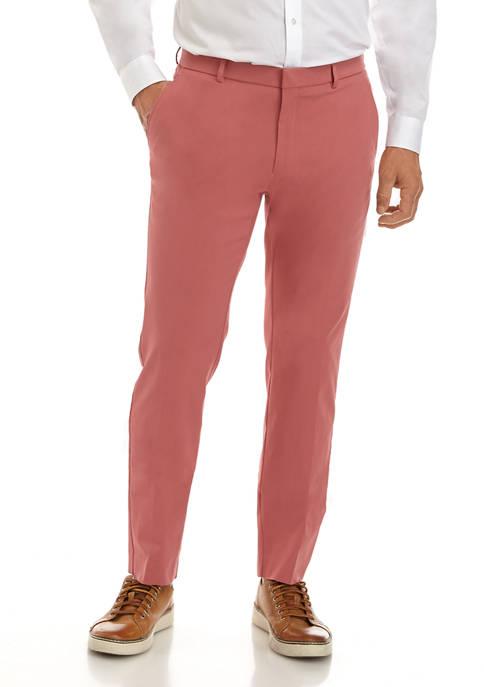 Salmon Fashion Pants