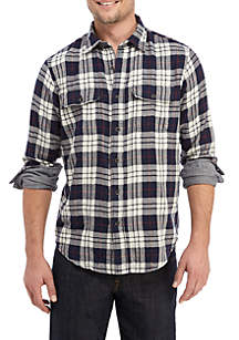 Long Sleeve Reversible Shirt