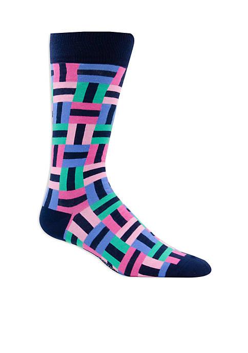 Crown & Ivy™ Block Socks