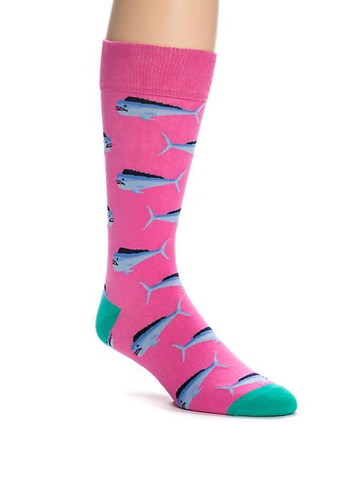 Mahi Mahi Socks
