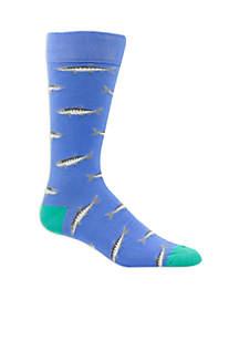 Barracuda Socks