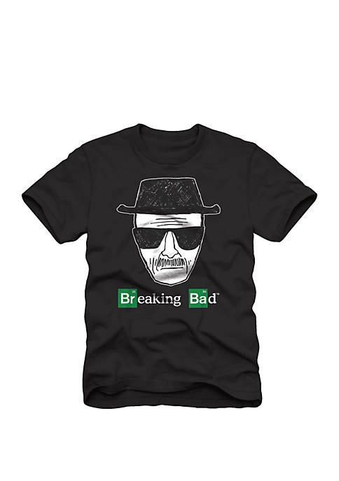 Isaac Morris Limited Breaking Bad Short Sleeve T-Shirt