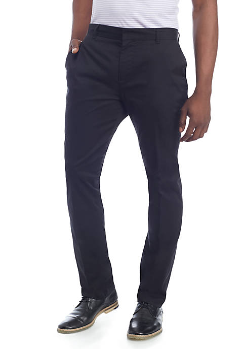 Madison Slim Fit Motion Stretch Chino Pants