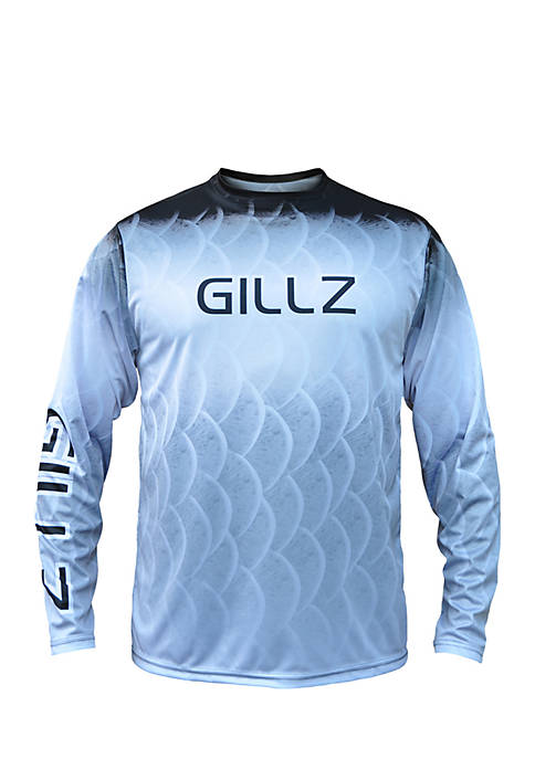 Long Sleeve Extreme Gillz UV Swim Tee