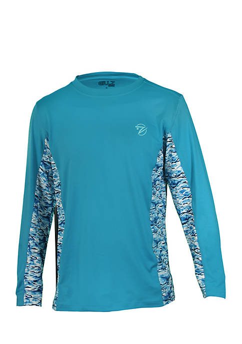 GILLZ Long Sleeve Watermen Top