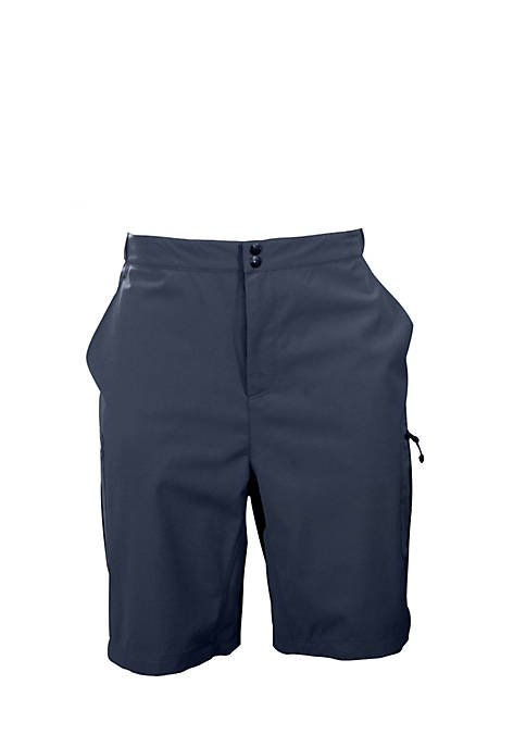 GILLZ Deep Sea Blue Hybrid Shorts