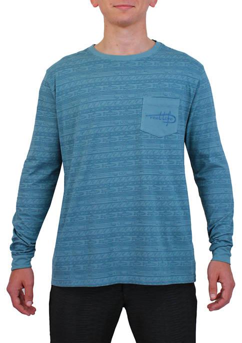 Reel Life Coastal Performance T-Shirt