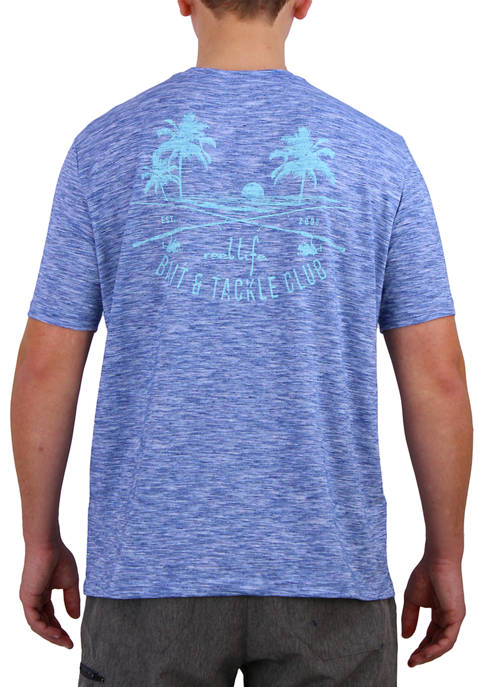Reel Life Short Sleeve Bait and Tackle Club