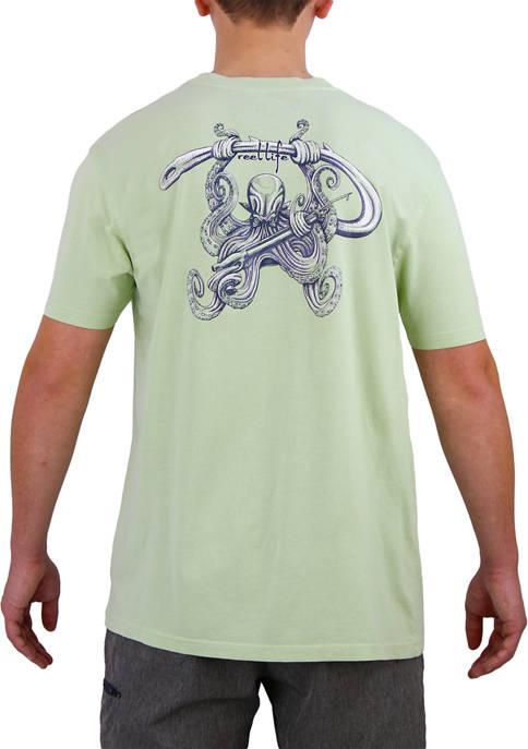 Short Sleeve Spear Gun Squidy T-Shirt