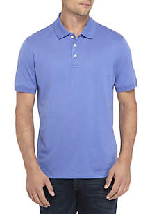 Madison Short Sleeve Solid Polo