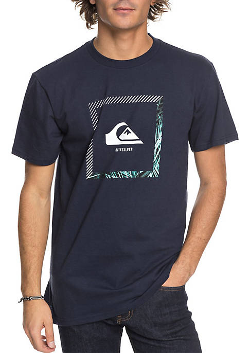 Quiksilver™ Short Sleeve Beat The Heat Graphic Tee